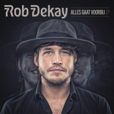 Rob Dekay – Alles gaat voorbij