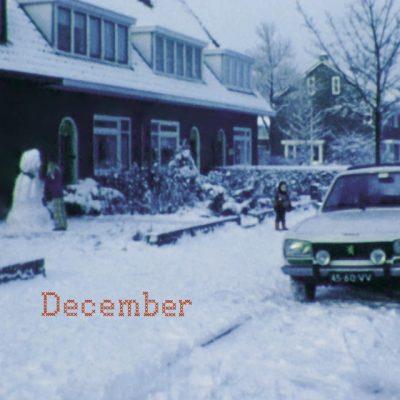 A balladeer – December