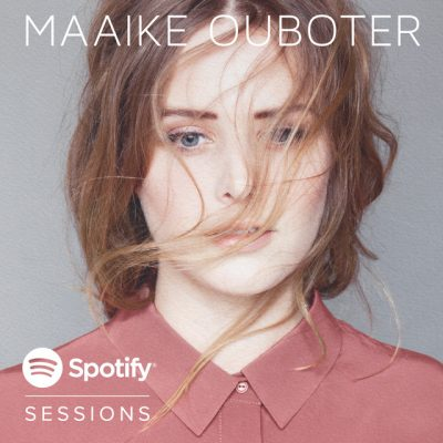 Maaike Ouboter – Spotify sessions